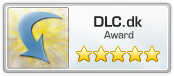 Award received from the DLC.dk software-directory