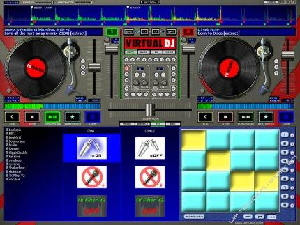 Virtual Dj v4 3+Crack   Dj Nilo preview 1