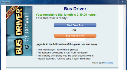 bus driver game online free trial