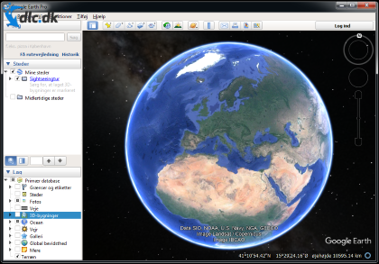 Download Google Earth for free