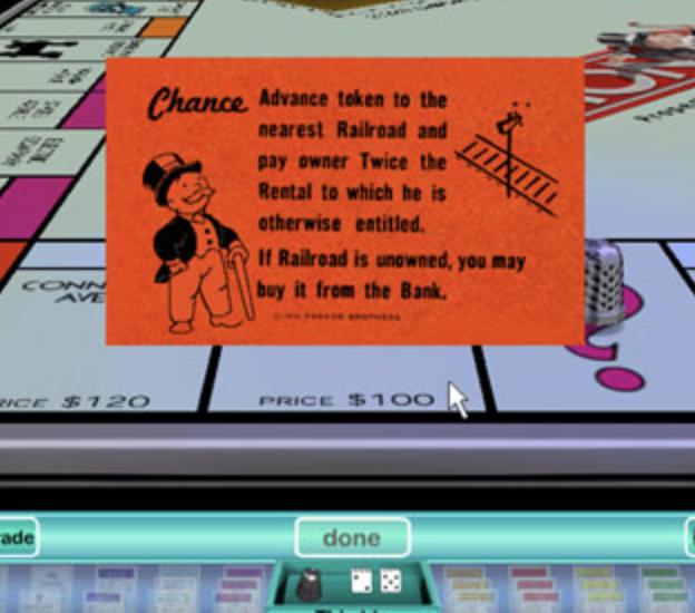 Det hyggelige spil Monopoly - nu også til din PC