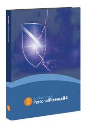 Sunbelt Kerio Personal Firewall - Boxshot