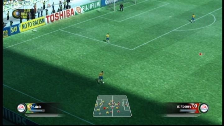 Screenshot af FIFA World Cup