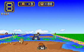 Screenshot af Wacky Wheels