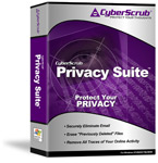 CyberScrub Privacy Suite - Boxshot
