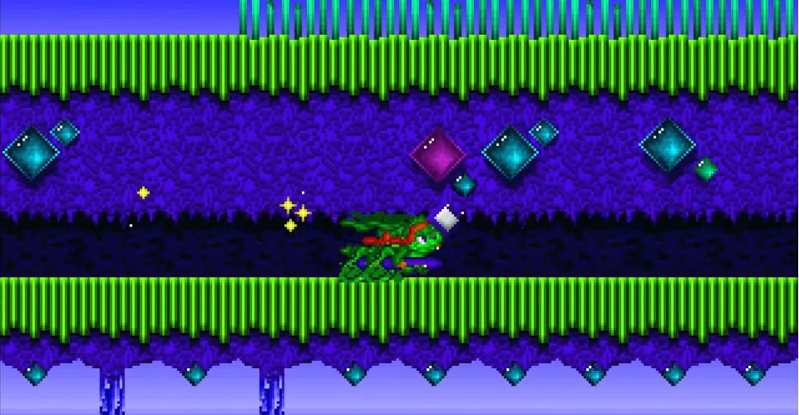 Screenshot af Jazz Jackrabbit