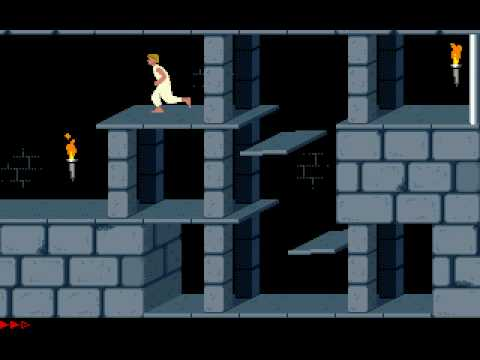 Screenshot af Prince of Persia 4D