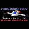 Commander Keen 1- Marooned on Mars - Boxshot