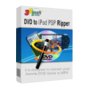 321Soft DVD to iPod PSP Ripper - Boxshot