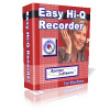 Easy Hi-Q Recorder - Boxshot