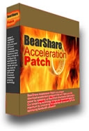 BearShare Acceleration Patch - Boxshot