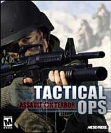 Tactical Ops: Assault on Terror - Boxshot