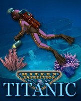 Hidden Expedition: Titanic - Boxshot