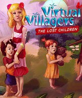 Virtual Villagers - The Lost Children - Boxshot