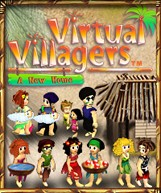 Virtual Villagers: A New Home - Boxshot