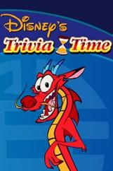 Disney's Trivia Time - Boxshot