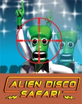 Alien Disco Safari - Boxshot