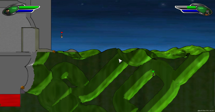 Screenshot af Lemming Ball Z 3D