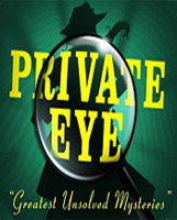 Private Eye - Boxshot