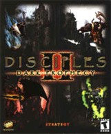 Disciples II - Dark Prophecy - Boxshot