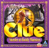 Clue - Murder at Boddy Mansion - Boxshot