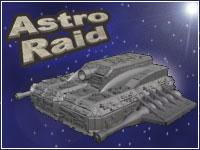 AstroRaid - Boxshot