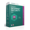 Kaspersky Internet Security (dansk) - Boxshot