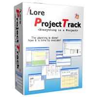 ProjectTrack Personal - Boxshot