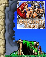 Ancient Taxi - Boxshot