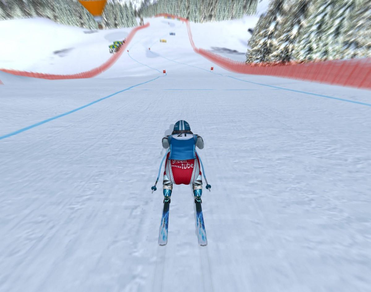 Screenshot af Ski Challenge