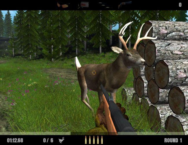 Screenshot af Deer Drive