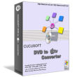 Cucusoft DVD to Apple TV Converter - Boxshot