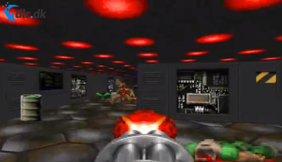 Screenshot af Doom 95