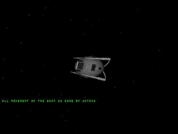 Screenshot af 3D Asteroids