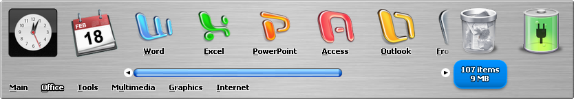Screenshot af ProgramLaunch