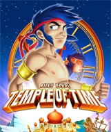 Billy Blade: The Temple of Time - Boxshot