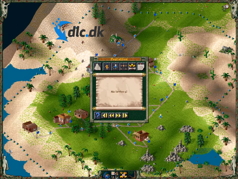 Screenshot af The Settlers 2: