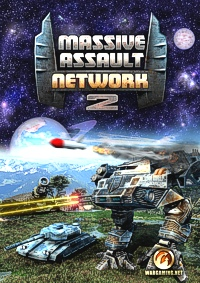 Massive Assault Network 2 - Boxshot