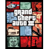 Grand Theft Auto (GTA) 3 Map - Liberty City