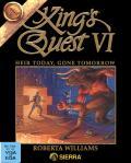 King's Quest 6 - Boxshot