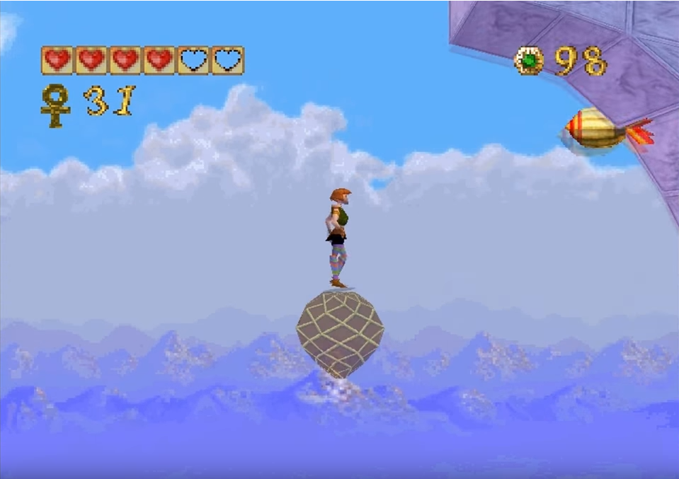 Screenshot af Pandemonium!
