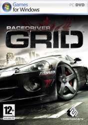 Race Driver GRID (TOCA) - Boxshot