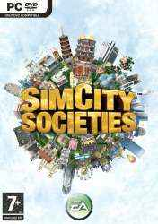 SimCity Societies - Boxshot