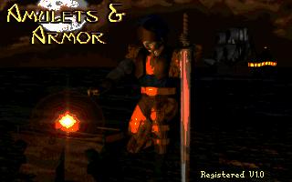 Amulets and Armor - Boxshot