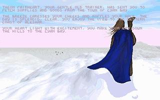Aleshar - The World of Ice - Boxshot