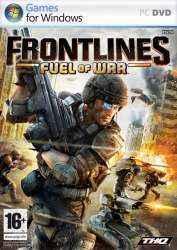 Frontlines: Fuel of War - Boxshot