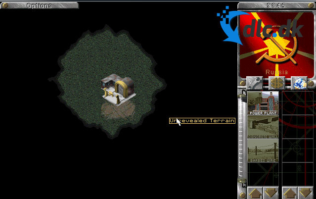 Screenshot af Command & Conquer - Red Alert