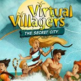 Virtual Villagers - The Secret City - Boxshot