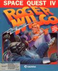 Space Quest 4 - Roger Wilco and the Time Rippers - Boxshot