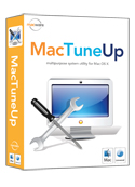MacTuneUp til Mac - Boxshot